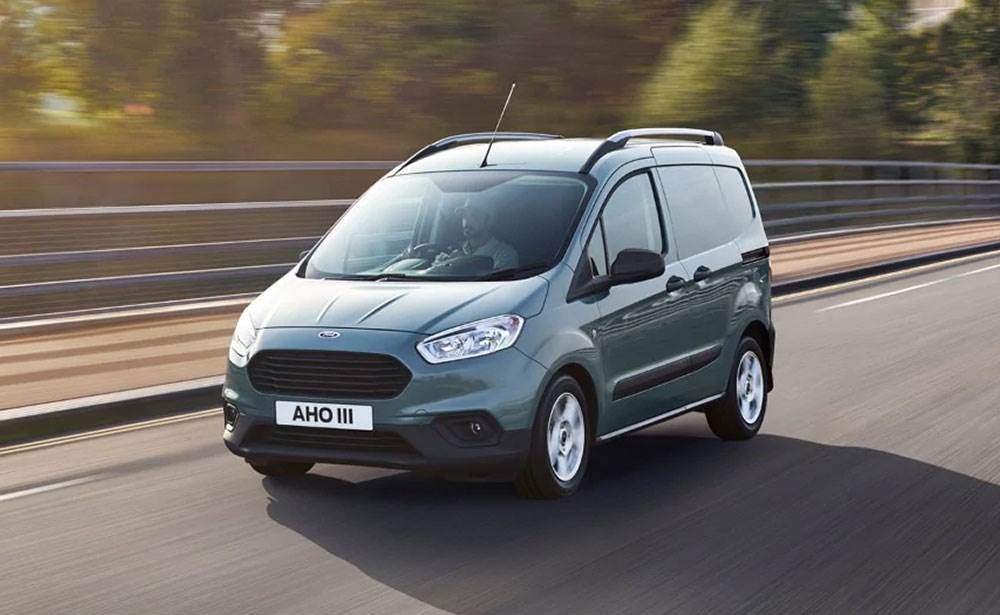 Ford New Van Offers