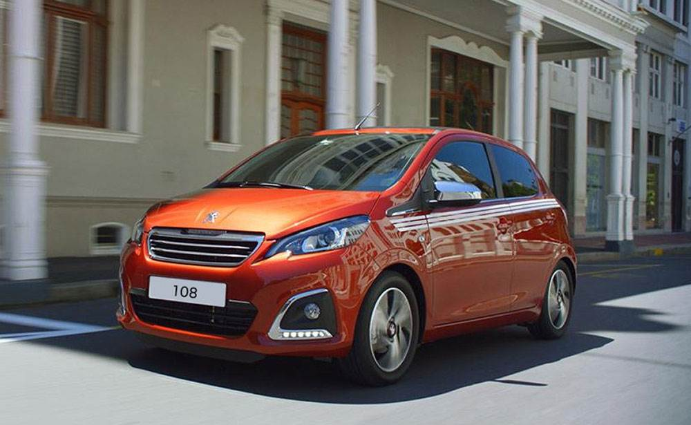 peugeot New Car Offers